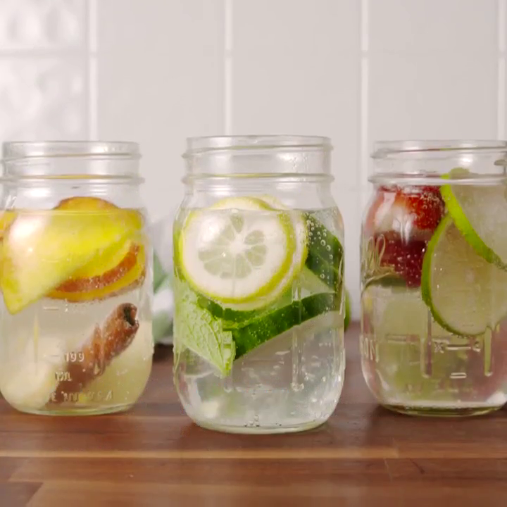Simple refreshments