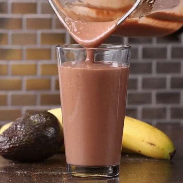 Three-component smoothie